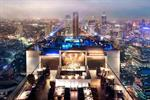 Vertigo and Moon Bar Bangkok
