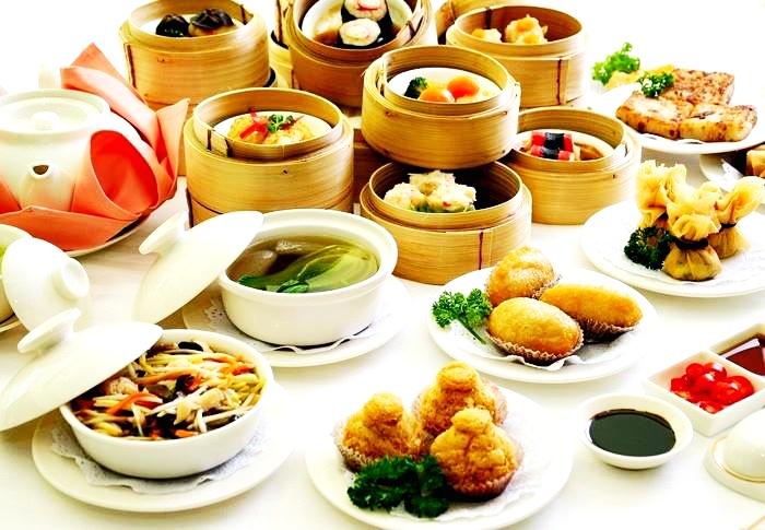 Mandarin Garden Chinese Restaurant Thailand Bangkok
