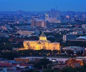 Ananta Samakhom Throne Hall Tour