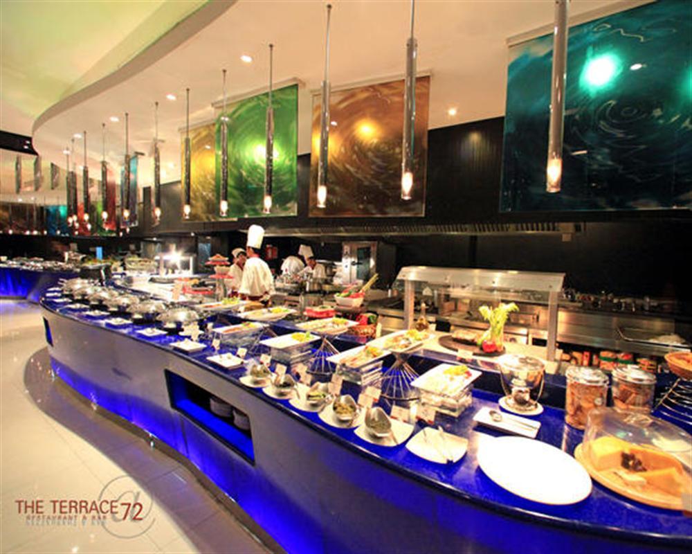 The Terrace @72 Restaurant Bangkok