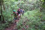 Chaesorn National Park Trekking