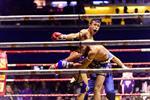 Thai Boxing at Rajadamnern Stadium