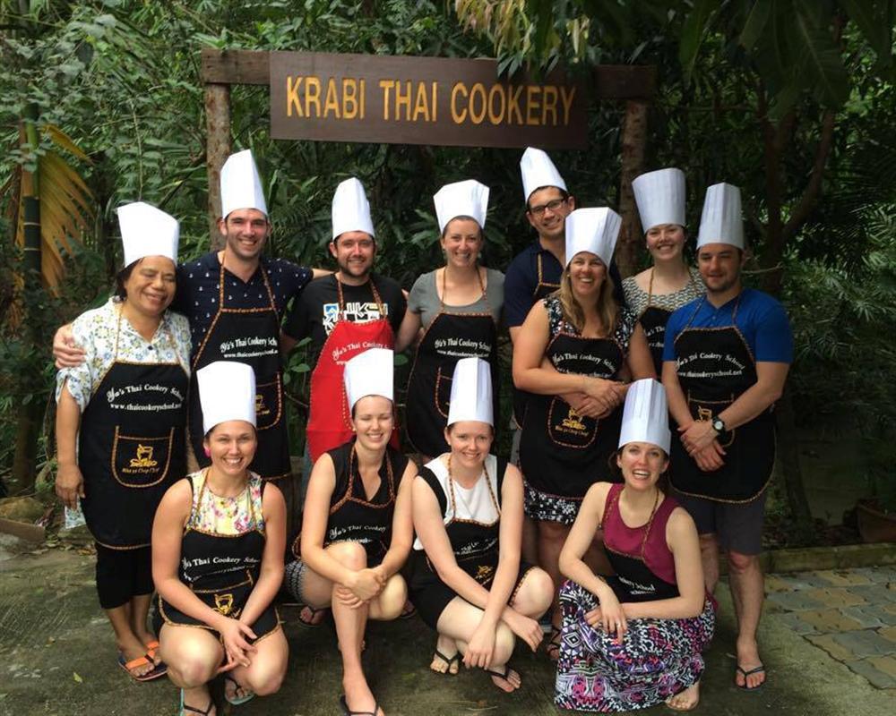 Krabi Cookery School