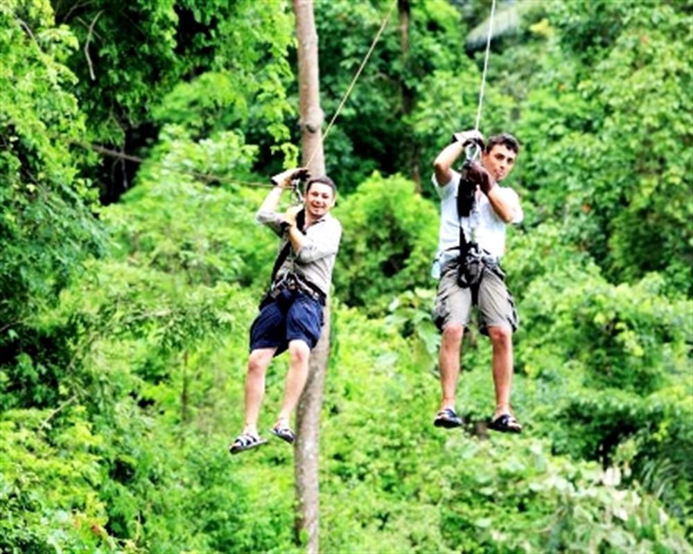 Canopy Adventures Secret Falls Koh Samui (1000 - 1400)  sc 1 st  Tapoma & Canopy Adventures Secret Falls Koh Samui | Thailand Koh Samui DayTrip