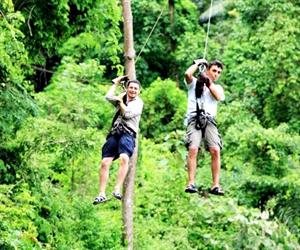 Canopy Adventures Secret Falls Koh Samui