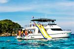 Dolphin Watch+Maithon Island+Racha Sunset Cruise by Power Catamaran
