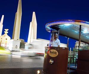 Bangkok Tram City Night Tour