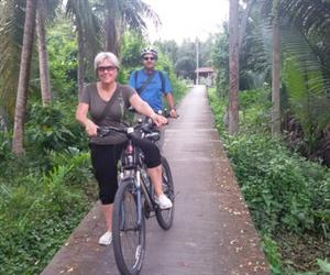 Cycling Tour to the Green Lung of Bangkok