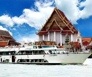 Bangkok to Nonthaburi Tour by Grand Pearl Cruise (One Way Tour A)