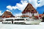 Bangkok to Nonthaburi Tour by Grand Pearl Cruise (One Way Tour A)