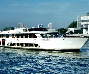 Nonthaburi to Bangkok Tour by Grand Pearl Cruise (One Way Tour B)