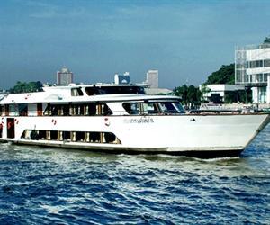 Nonthaburi to Bangkok Tour by Grand Pearl Cruise (One Way Tour B)