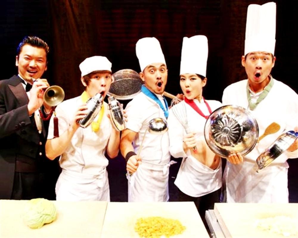 Cookin Nanta Show Bangkok (Worldwide, Japanese, Korean, Israeli Except Asian)