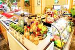 Fruit Buffet at Baiyoke Sky Hotel Bangkok