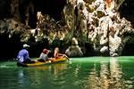 Jame Bond Canoe 2 in 1 (Phang Nga Bay)