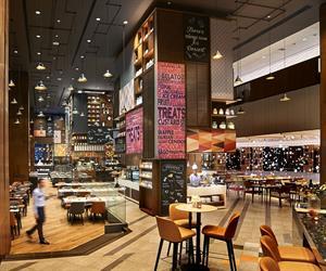 International Buffet @Amaya Restaurant - Amari Watergate Bangkok