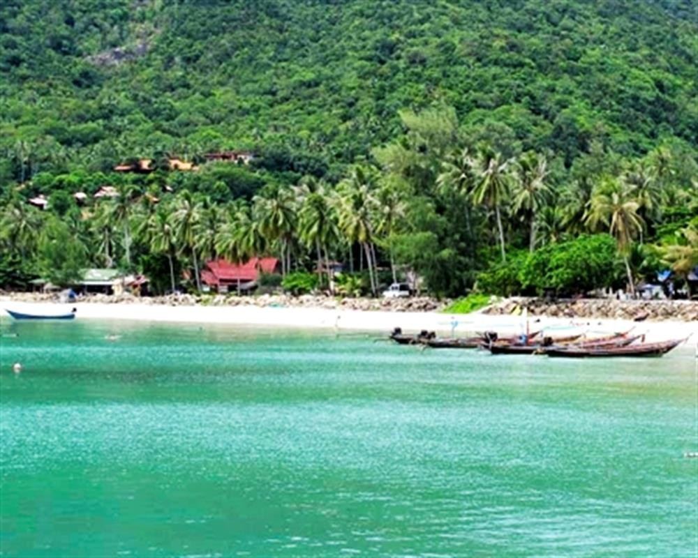 Koh Phangan Tour from Koh Samui