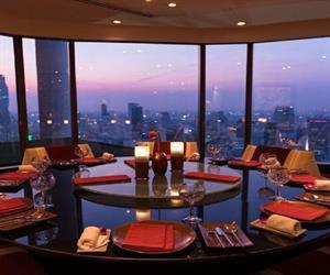 Saffron, 52nd Floor at Banyan Tree Bangkok