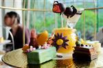 Afternoon Tea Set @ Lobby Lounge at Shangri-La Hotel Bangkok