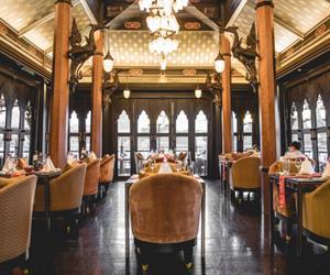 Salathip Restaurant at Shangri-La Hotel Bangkok