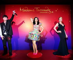 Madame Tussauds Singapore and IOS Live