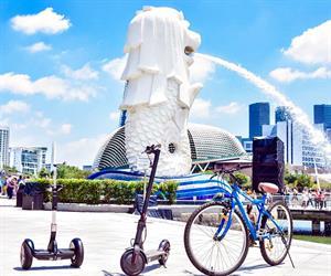 Marina Segway miniPro - eScooter Singapore
