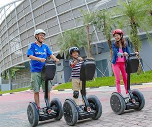 Sentosa Segway Fun Ride 3 Rounds Singapore