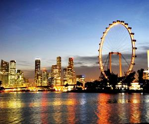 Singapore Flyer Night Discovery