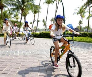 Admission Sentosa Bicycle Rental 2 hours Singapore