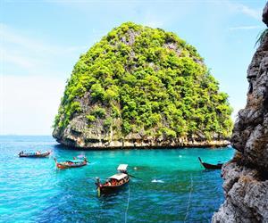 Phi Phi Maya Khai and Bamboo Island VIP Trip from Phuket
