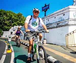 Bike Historic Bangkok